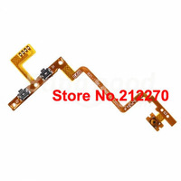 Power On/Off Volume Button Flex Cable Ribbon For iPod Touch 4 4th Original New 100pcs/lot