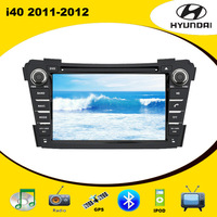 New Arrival ! Car DVD for Hyundai i40 2011-2012 with GPS Radio RDS PIP TV Bluetooth USB/SD+FREE GIFT 4GB Card with Map