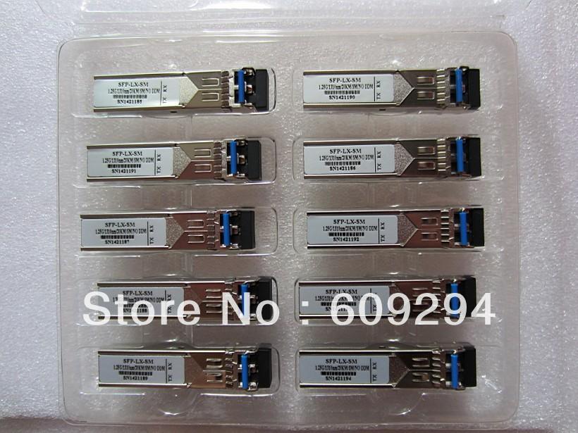GB-LINK SFP 1000base compation cisco glc/lh/sm LX 1310 smf lc 20 10 SFP-LX-SM 20km oem sfp 1000base lx 1 25 smf 1310 20 2 oem sfp lx sm