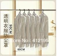 Transparent dust bag coat suits dust cover suit cover C615