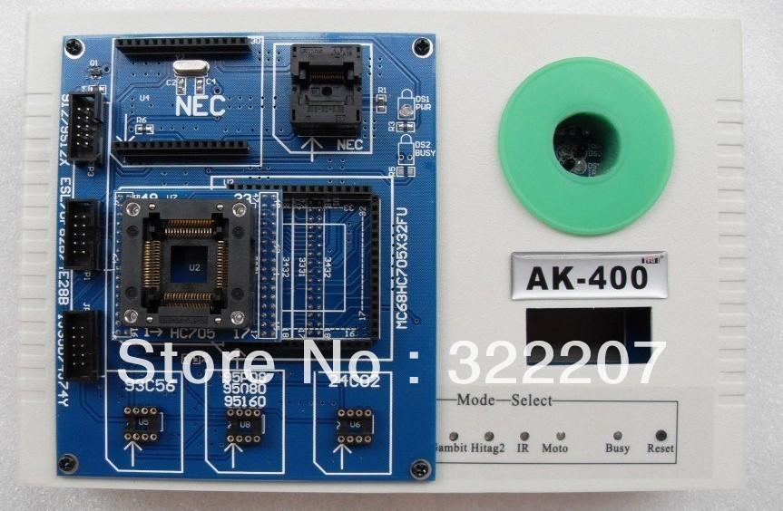 2012 Latest Professional key programmer AK400 key programmer AK400 programmer Auto keymaker -D(China (Mainland))