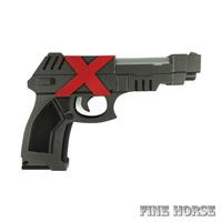 Katekyo Hitman Reborn XANXUS Guns Cosplay Weapon Twin Guns Toy Props