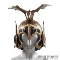 Saint Seiya Shion/Pope Sage FRP Helmet Cosplay Props