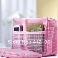 Receive arrange with zipper bag cosmetic bag package bag to receive bag A290