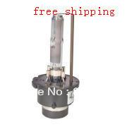 2 pieces a lot 12V D2C 35W HID Xenon Bulb Lamp single beam bulb 3000K-30000K(special temp color option)