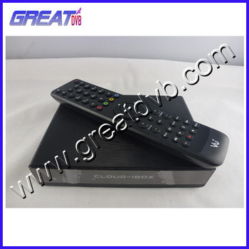 free shipping Mini Vu cloud ibox dvb-s2 hd satellite linux receiver,vu hd satellite receiver,enigma 2 linux receiver-p494