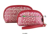 Fog flower day clutch letter pattern cosmetic bag women's clutch