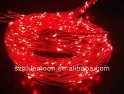Led sting lights/ Led christmas string light(China (Mainland))
