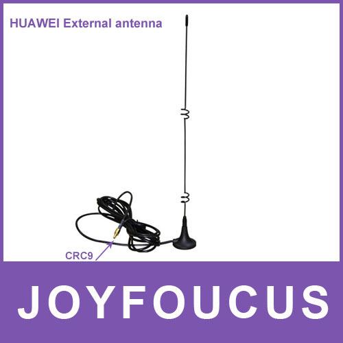 DHL free! 3G USB modem antenna CRC9 for HUAWEI E156 E156G E160 E160E E160G E161 E169 E176G E1550 ...