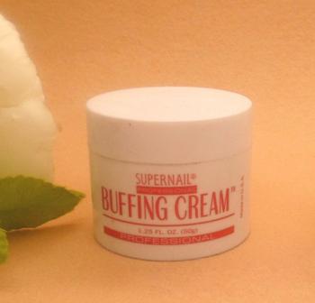Free shipping, supernail professional buffing cream 50g, 3pcs/lot