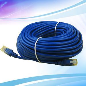 20M CAT5e RJ45 Local Area Ethernet LAN Network DSL Cable Cord 1000Mbps Blue 9472
