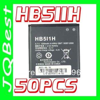 50pcs High quality HB5I1H Battery For Huawei cell Phone Boulder U8350 G7010 M735 OHUA 1200 M735B