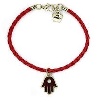 New Arrived  Wholesale 30Pcs/lot Fashion  Evil Eye  Crystal  God Fatima Charm Handmadke Bracelet