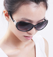Fashion sunglasses women's elegant sun glasses sunglasses all-match sunglasses