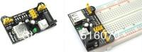 High quality 3.3V/5V MB102 Breadboard power modul + MB102 830 points Solderless Prototype Bread board,wholesale