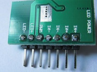 input 7-30V output  700mA 3W LED driver Support for PWM dimming #1200241