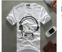 2012 New,Fashion cotton men's t-shirt ,men's short sleeve t shirt ,Summer t-shirt