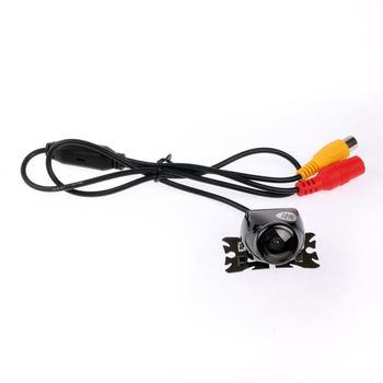 Night Vision Car Rear View License Plate Backup Camera Color 170 Degree 12V REAR AUTO, Free Shipping