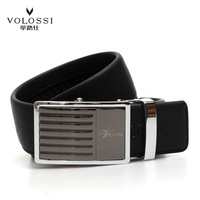 Male cowhide belt cowhide automatic buckle strap v1310108