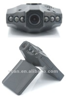 "Car DVR black box 2.5"" LCD in Vehicle Camera Road Accident Video make life beautiful"