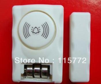 10pcs/lot Home Security burglar Alarm,Wireless Sensor Window/Door Anti-theft Entry Burglar entry Alarm Bell Free Shipping