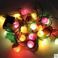 Christmas c tree decoration fruit light lantern christmas lighting festival lights