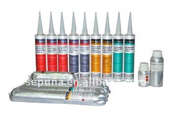 Polyurethane/Silicone adhesive sample