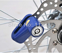 Disc Brake Locker Mountain Bike Motorcycle Brake Lock  Colorful Easy For Carrying