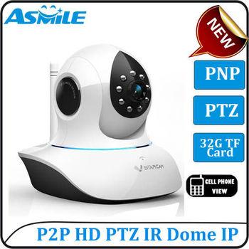 VStarcam T7838WIP Wif Wireless P2P HD PTZ IR Dome IP Camera