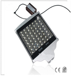 Fedex Free Shipping New design 50w super bright led street lighting led street light fixture by wholesale and retail(China (Mainland))