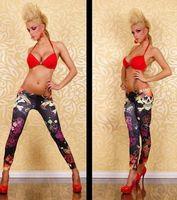 Женские носки и Колготки hotting slim fit colorprint