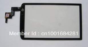 Original Touch Screen Digitizer Lens Glass Panel For ZTE  Skate v960 +Free Shipping
