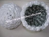15cm 10pcs/lot WHITE rose ball wedding flower ball decoraiton