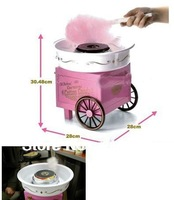 compact design cotton candy maker machine for home use