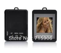 "wholesale 100pcs 1.5"" Digital Photo Frame Picture Keychain Album 32MB /W"