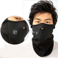 Bike Motorcycle Ski Snow Snowboard Sport Neck Winter Warmer Face Mask New Black[230112]
