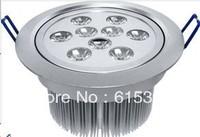 Mini LED Down Light  LED Ceiling Light LED Lamp 3light ceililng fixture