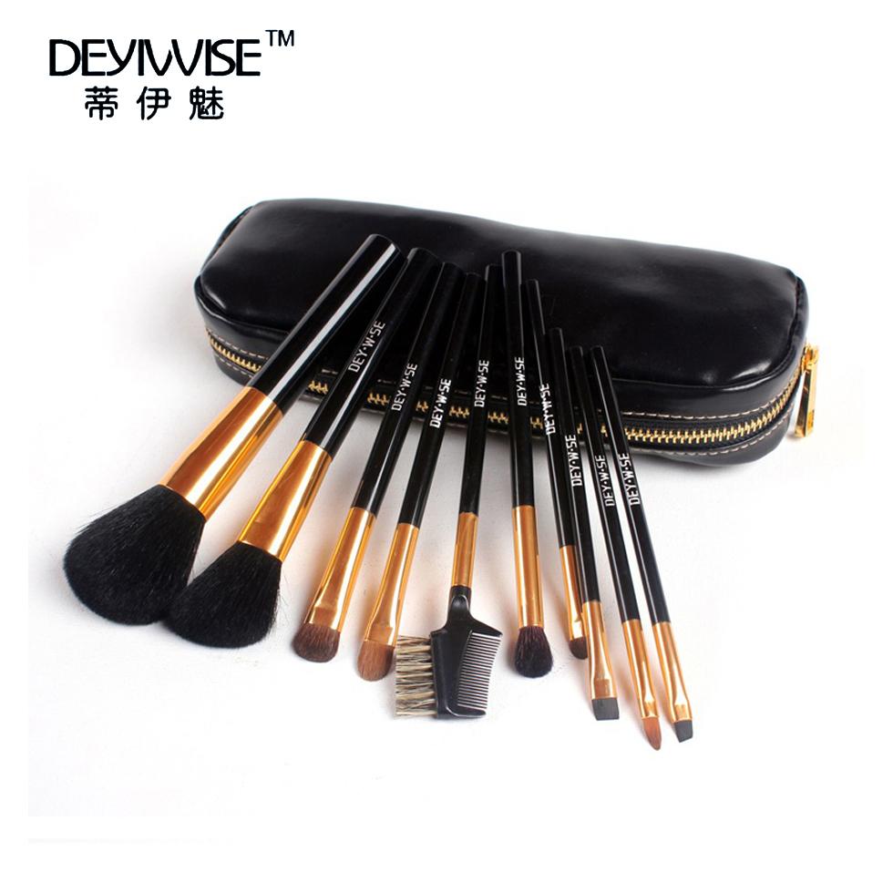 Kolinsky Makeup Brushes Makeup Brush Set Deyiwise 10