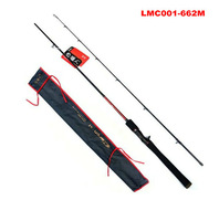 Fish Hunter March Series LMC001-662M Casting Fishing Rods 1.98m M Power Fishing Rod