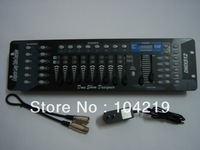 DMX 512 controller 192 channels control up to 12 fixtures stage light 10pc/lot Free shipping by Fedex