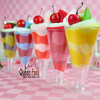 Supplies child style Christmas gift cake towel cup ice cream 10pcs/lot free shipping