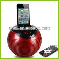 Mini portable speakers support Ipad /iphone