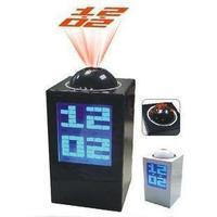 Digital Projector LED Alarm Clock Timer Projection New