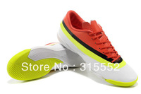 2013 Newest Styles Soccer Shoes Indoor Football Shoes,exclusive personal futsal shoes soccer boots super quality Free Shipping!