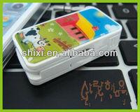 Portable smart usb card reader