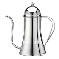 Original stainless steel small mouth pot drip coffee maker