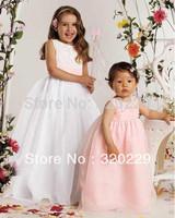 Flower girl dresses for weddings Girl party dress Flower Girls dresses  LJ030 Vestido de dama de honra de crianca