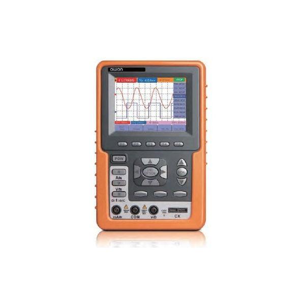 Handheld automotive oscilloscope