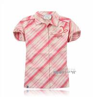 Women's short-sleeve shirt stripe 0.25 1421