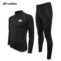 suit fleece thermal underwear suit